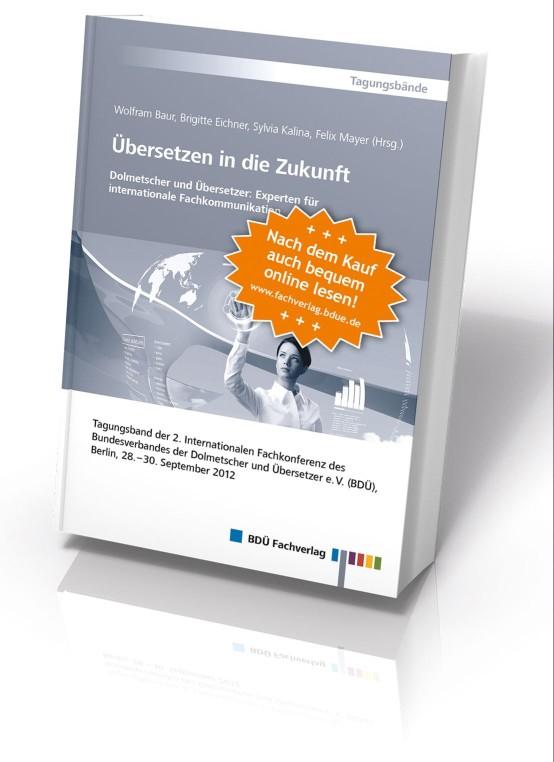 Tagungsband 2012 Werbung